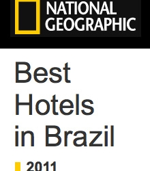 Best Hotels in Brazil - November 2011