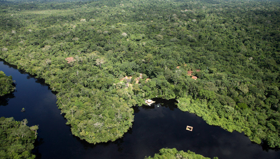 Cristalino Lodge forest reserve - Photo by Edson Endrigo